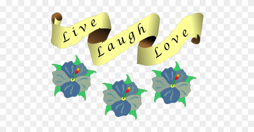 Bible Verse Live Love Laugh Tattoos Uweiqv Clipart - Live Laugh Love Tattoos #165166