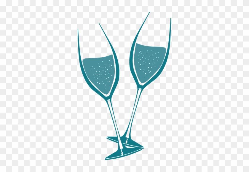 Champagne Lip Balm - Wine Glass #165469