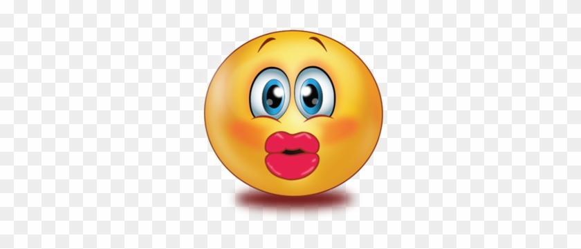 Kiss Big Lips - Big Lips Emoji #166087