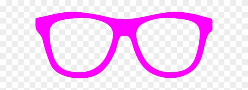 Purple Frames Clip Art - Pink Eyeglasses Clip Art - Free Transparent ...