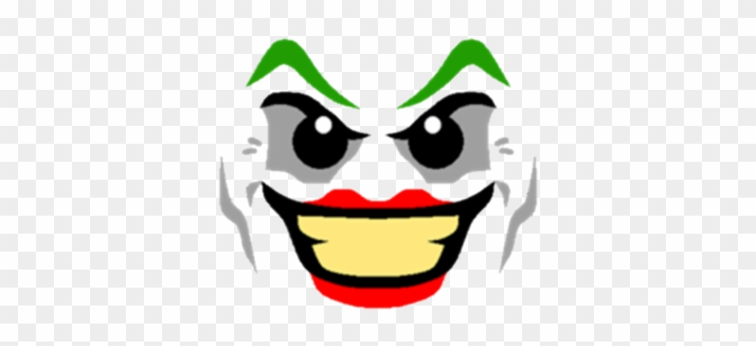 Lego Batman 2 Joker Face V2 A Decal By Robotspider25 Lego