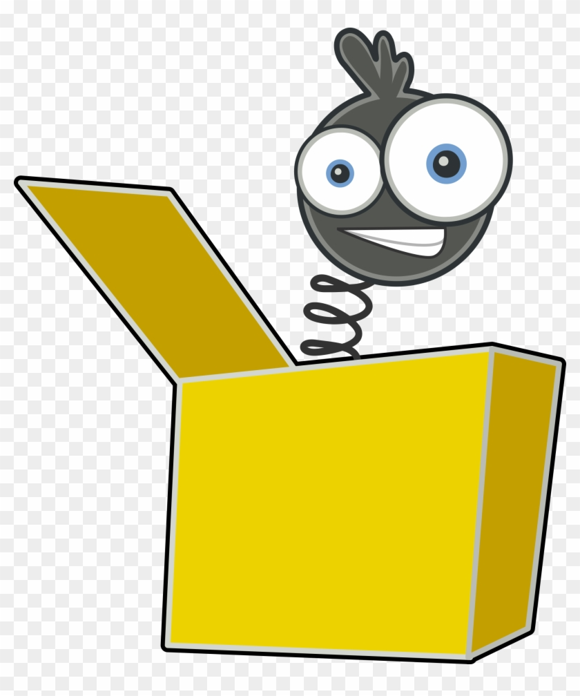 Clipart Info - Jack In The Box Clipart #166717