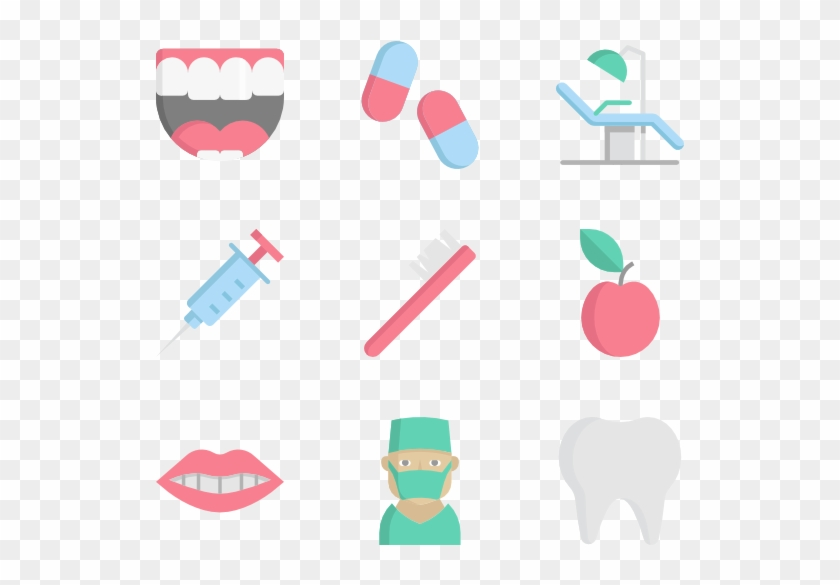 Tooth Icons - Dentistry #166727