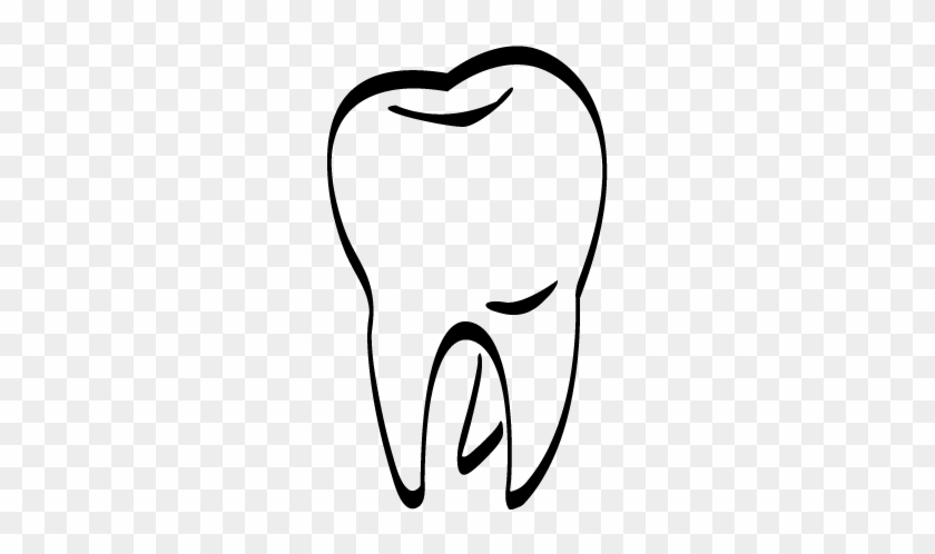 View All Images-1 - Clipart Tooth #166962