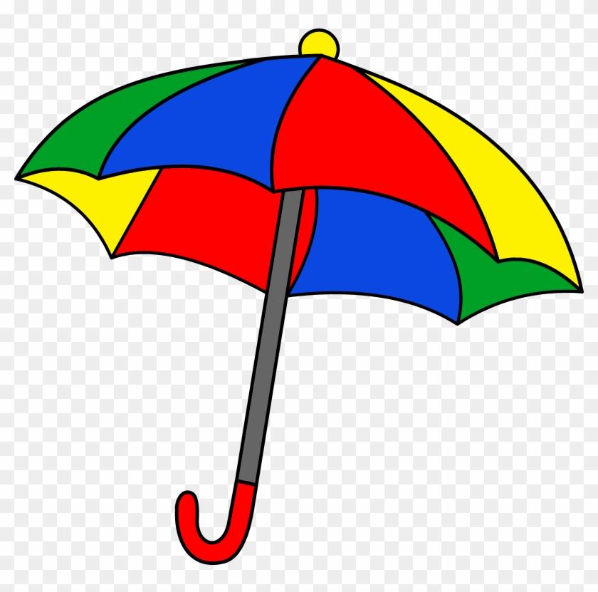 Umbrella Clipart - Umbrella Clip Art Png #167078