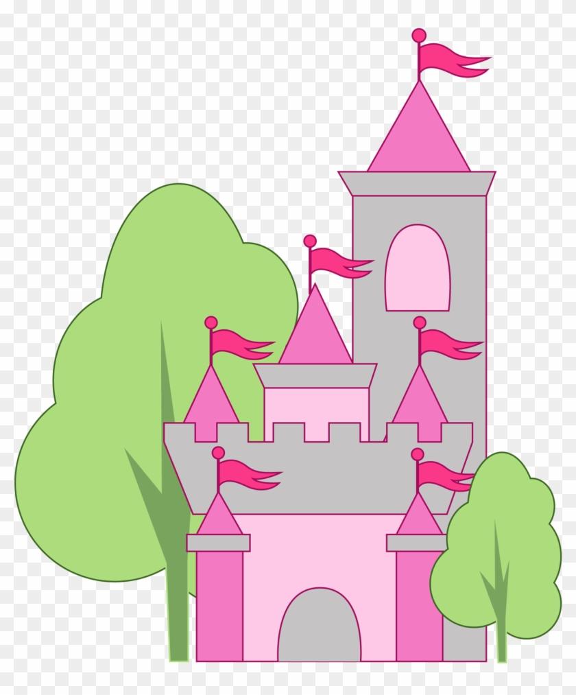 Hosue Clipart Cinderella - Free Castle Clipart #167251