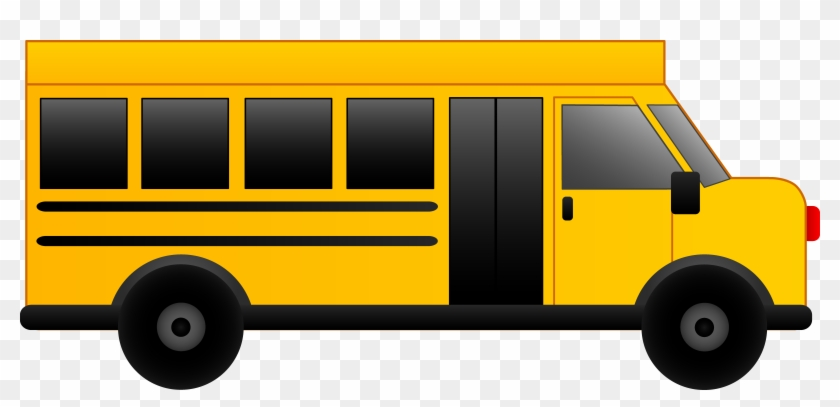School Bus Clipart - School Bus Vector Art #167297