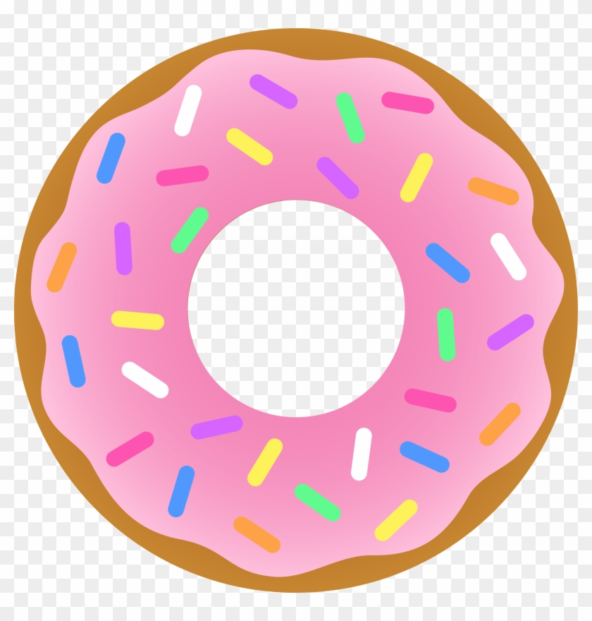 Would You Like Sprinkles With That National Donut Day - Donut Clipart Png #167463