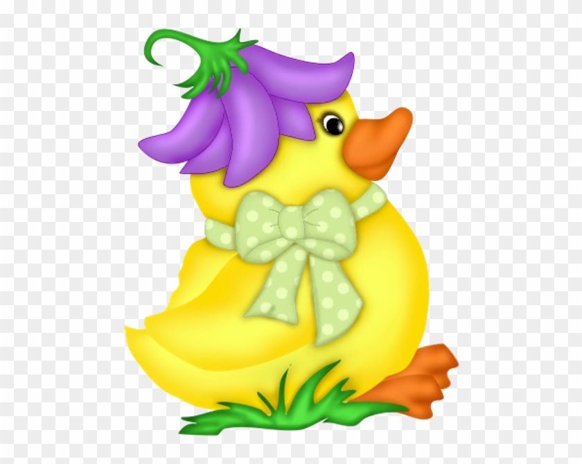 Images Are On A Transparent Background Baby Yellow - Cartoon Easter Chick On Transparent Background #167465