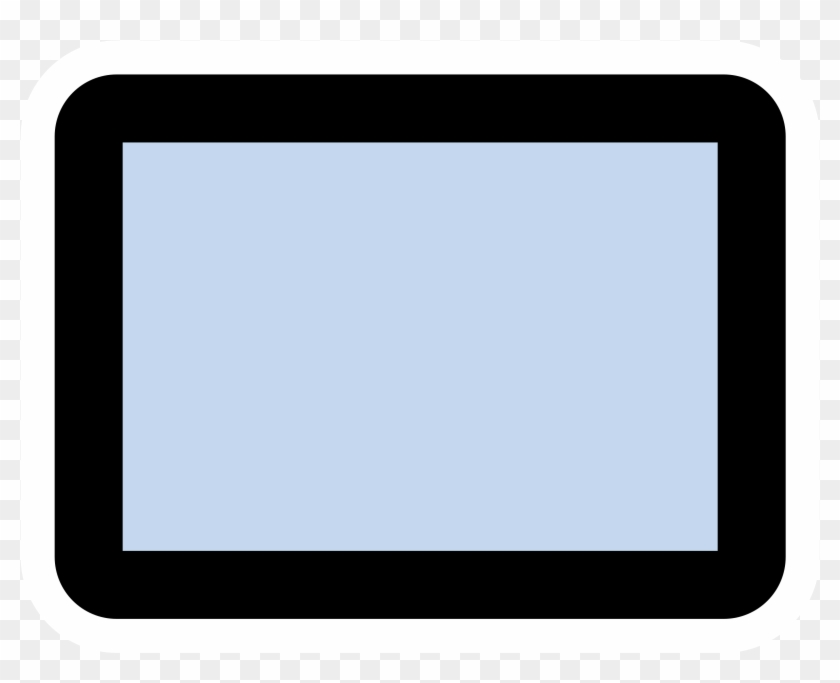 Big Image - Rectangle Tool Icon #167612
