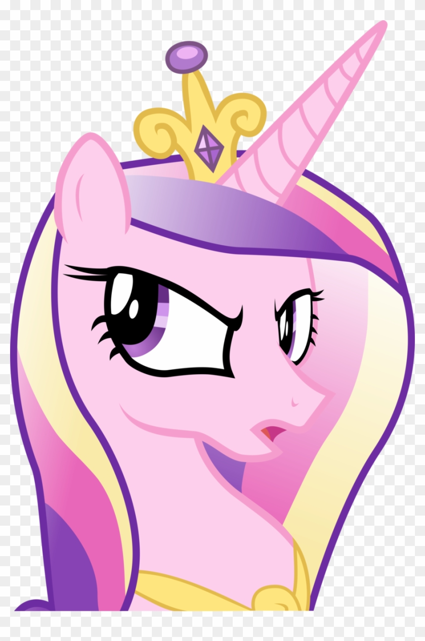 Cadence Is Not Amused By Red-pear - Princess Cadence Angry #167805