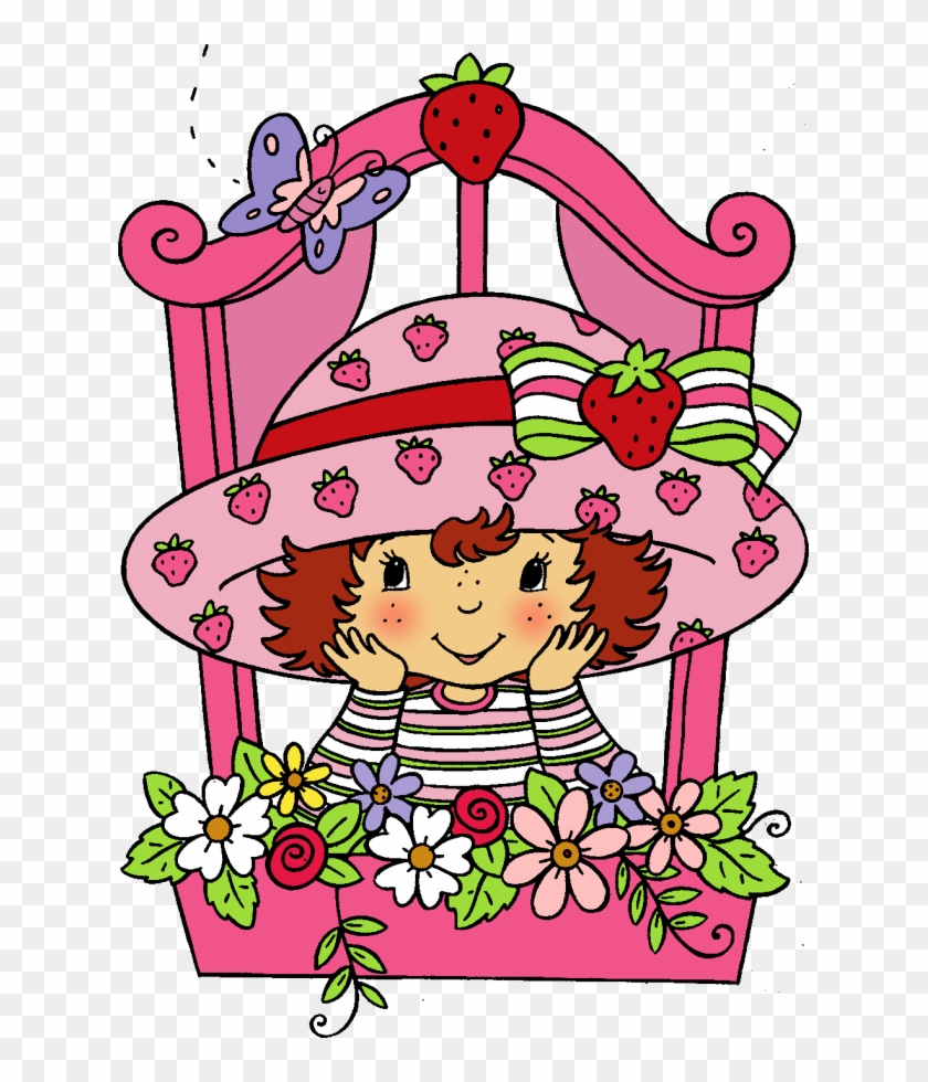 Free Strawberry Shortcake Coloring Pages Printable, Download Free ... | 980x840