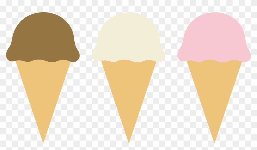 Icecream Border Cliparts Ice Cream Cartoon Simple Free Transparent Png Clipart Images Download