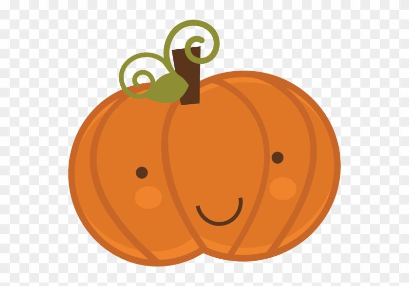 Cute Pumpkin Clip Art Free Clipart Images 2 - Cute Pumpkin #167871