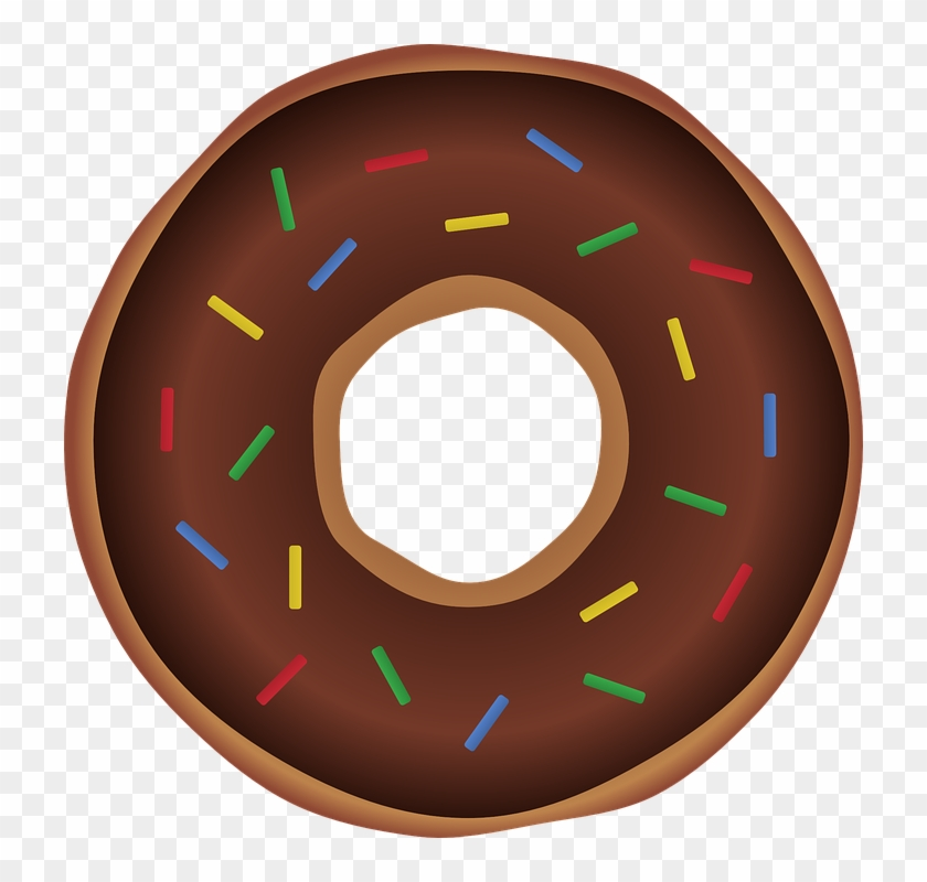 Donut Png - Cartoon Donut Png #167892