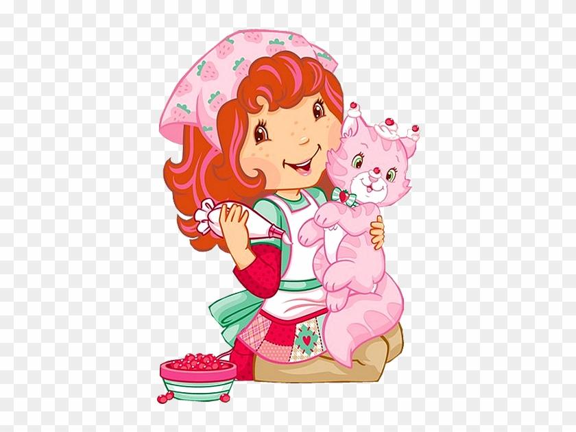 Clip Art Desenhos Coloridos Da Moranguinho Imagens Free