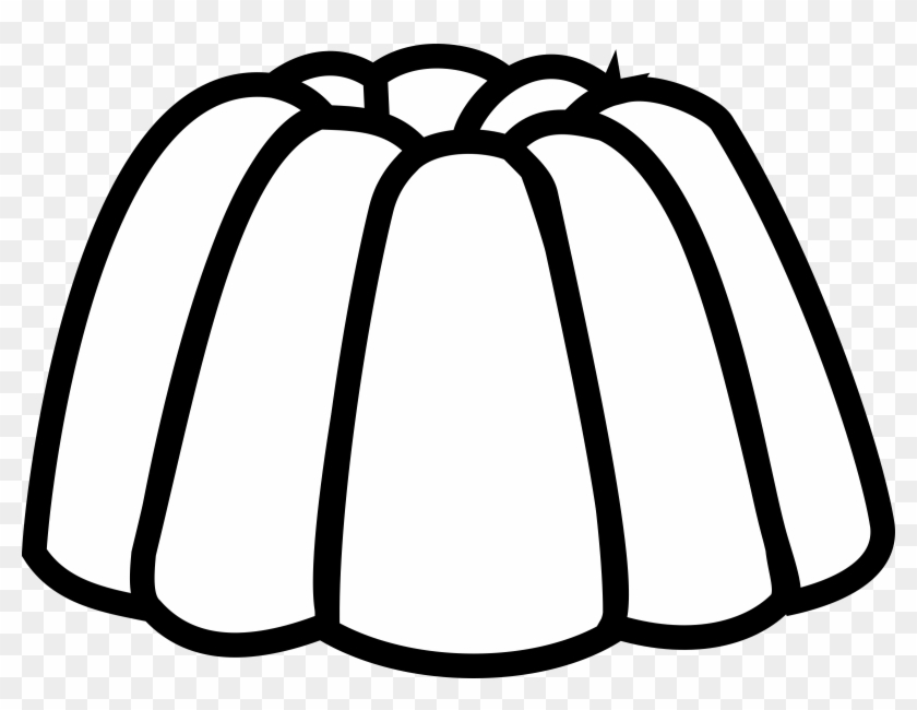 Cartoon Jelly Cake Recipe: Jelly Black And White