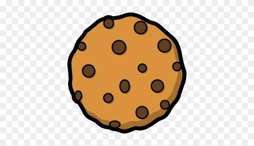 Chocolate Chip Cookie Cartoon #168176