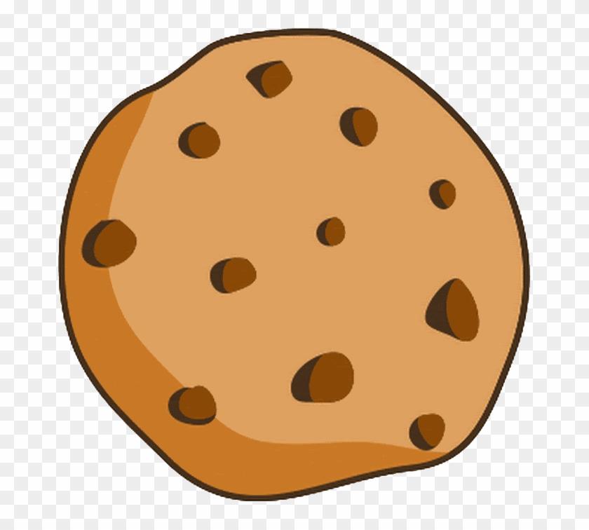 Cookie Clipart Png Transparent - Galletas Del Monstruo De Las Galletas #168210