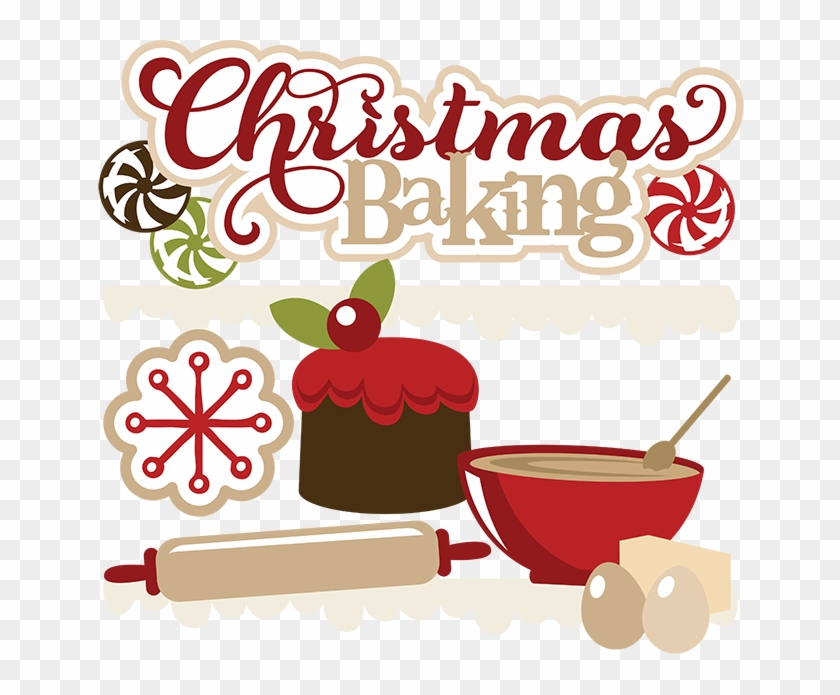 Chocolate Chip Clipart - Free Christmas Baking Clipart #168252