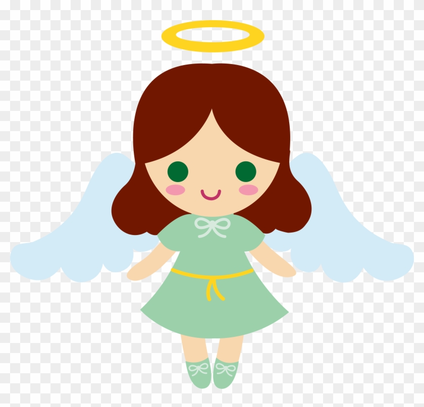 Free Picture Of A Chocolate Bar, Download Free Clip - Cute Angel Clipart #168273