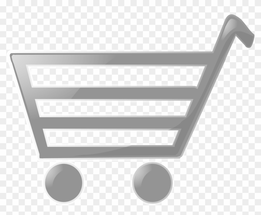 Hexagon Clipart Free Clipart Shopping Cart Image - Shopping Cart Vector #168275