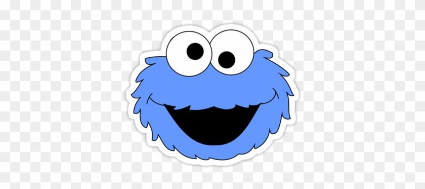 Cookie Monster Clip Art - Stickers De Plaza Sesamo - Free ...
