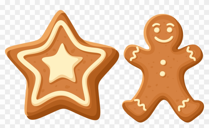 Christmas Cookie Clipart.Christmas Gingerbread Cookies Png Clip Artu200b Gallery