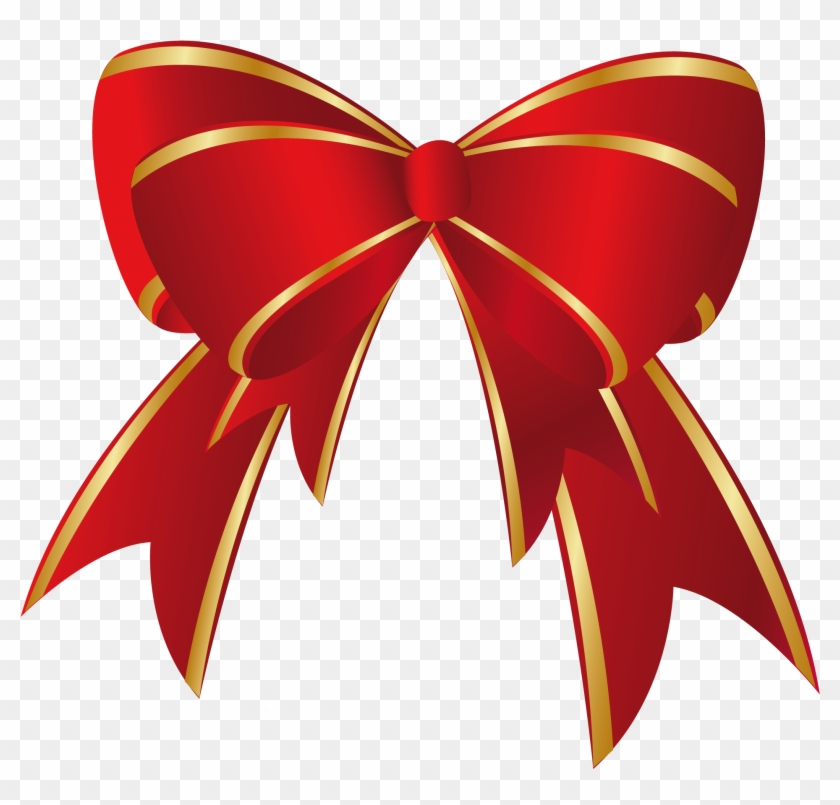 Christmas Bows For Tree