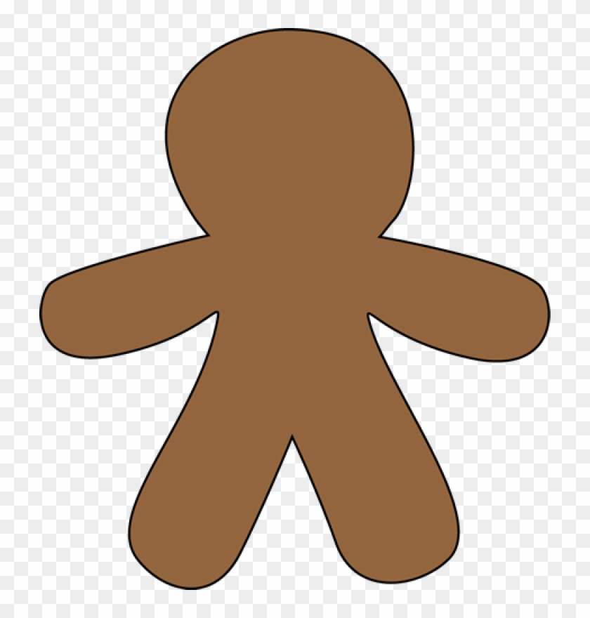 Gingerbread Man Clip Art Free Clipart Images