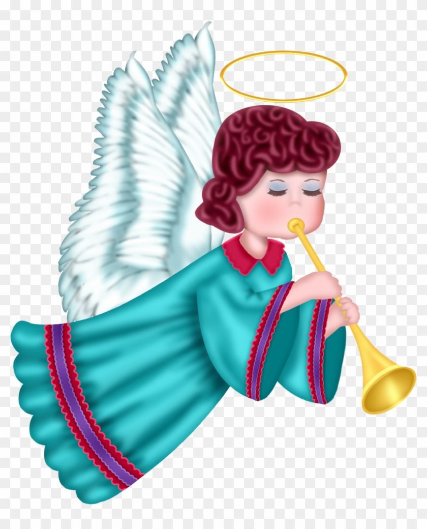 Christmas Angel Clipart Png - Free Transparent PNG Clipart Images ...