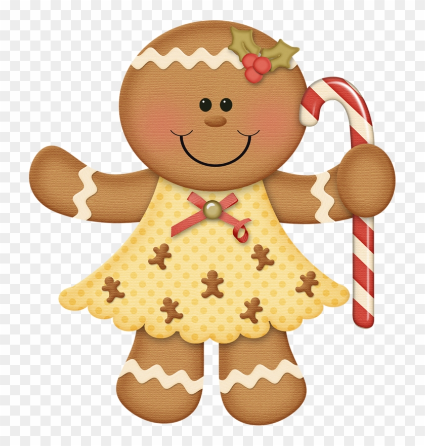 Jss Gingerrific Ginger - Gingerbread Girl Clipart #169199