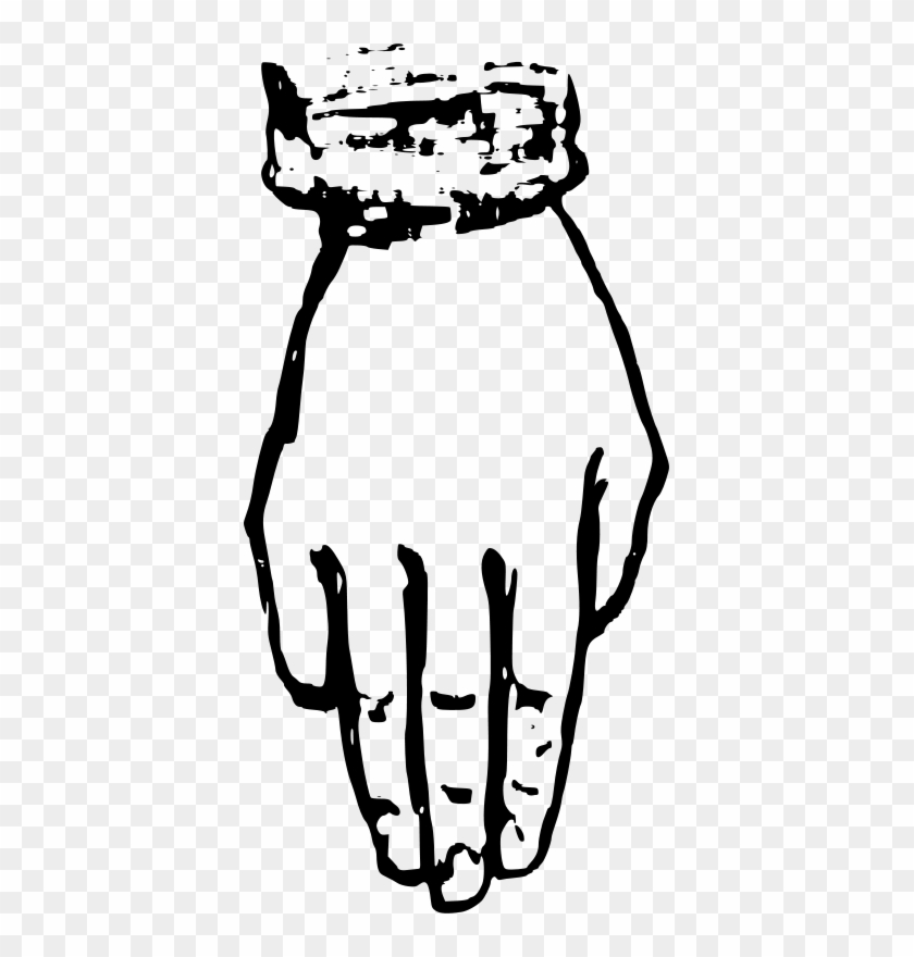 Get Notified Of Exclusive Freebies - Deaf Alphabet M #169366