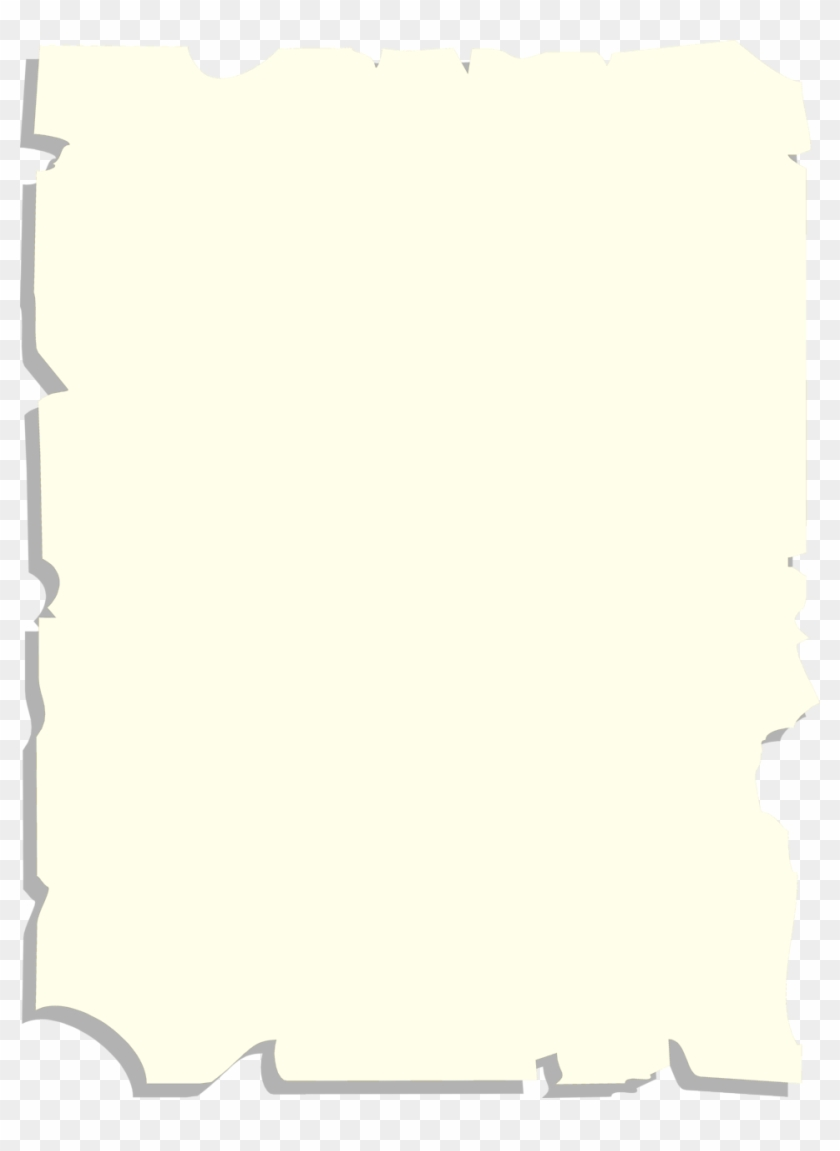 blank paper with borders - free transparent png clipart images download