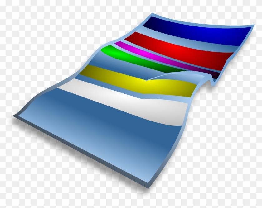 Paper Towel Clip Art - Towel Beach Png #169658