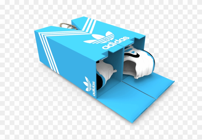 Shoes Box Packaging Design #907917