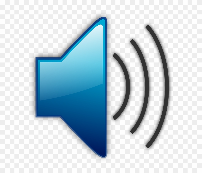 Volume Sound Loud Music Speaker Loudspeaker Mute And Unmute