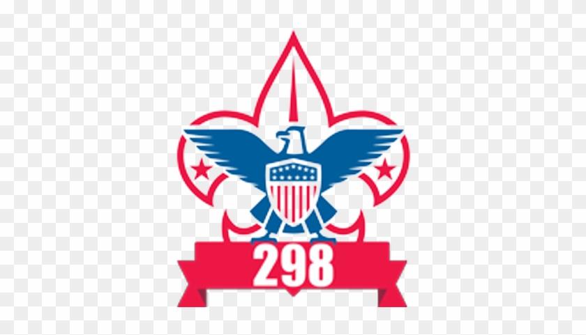 Troop298 - Boy Scouts Of America Logo Png #908922