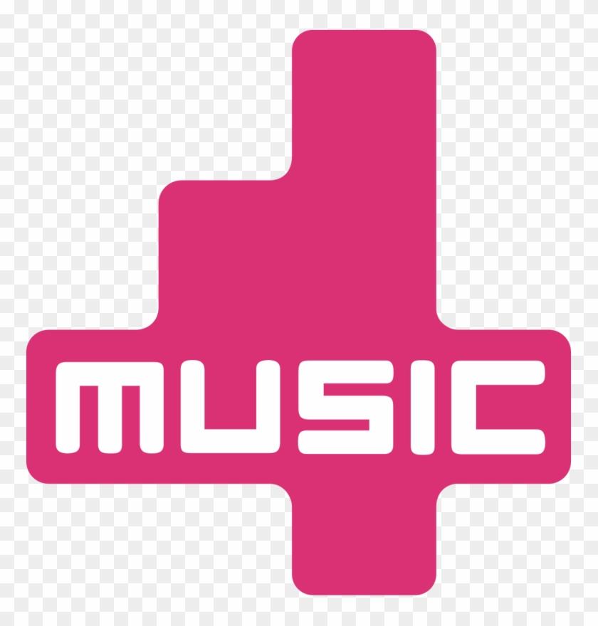 Pin Box Top Logo Clip Art - 4 Music Logo Png #908957