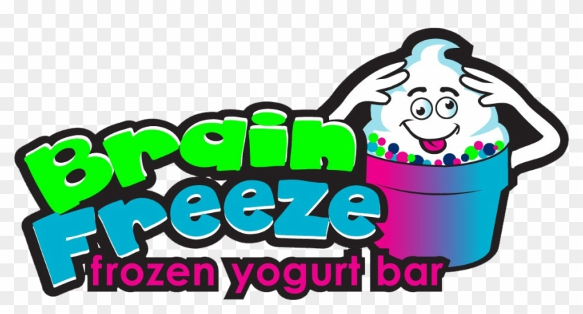 Hydra Rinse Has Been A Wonderful Addition To Our Business - Brain Freeze Logo #909260