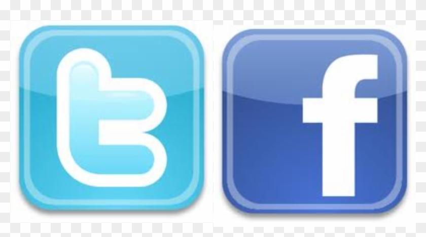 Facebook Twitter Logo Transparent Background Athlone - Facebook Icon #909868