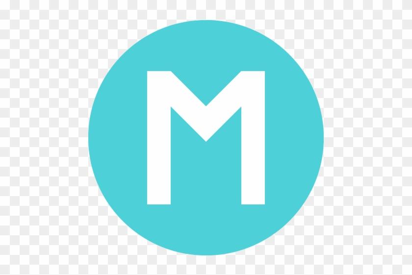 Circled Latin Capital Letter M Emoji Nordic Entertainment Group