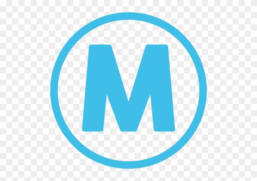 Circled Latin Capital Letter M Emoji
