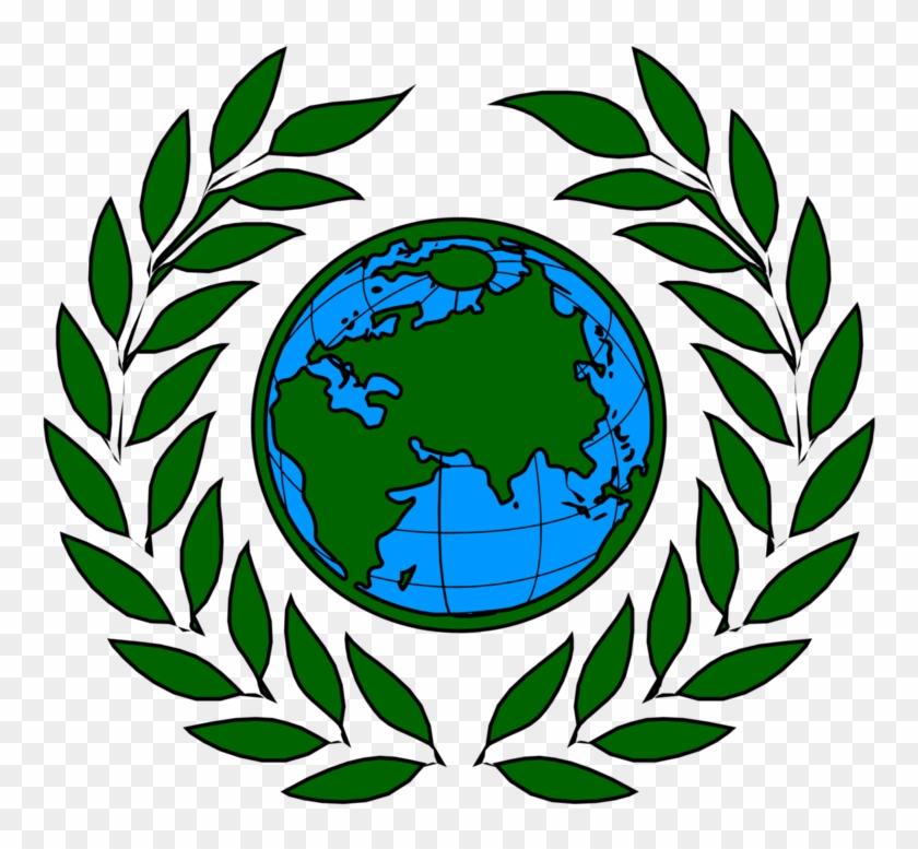 New Age United Nations Logo By Oo87adam Apollo Symbol Greek