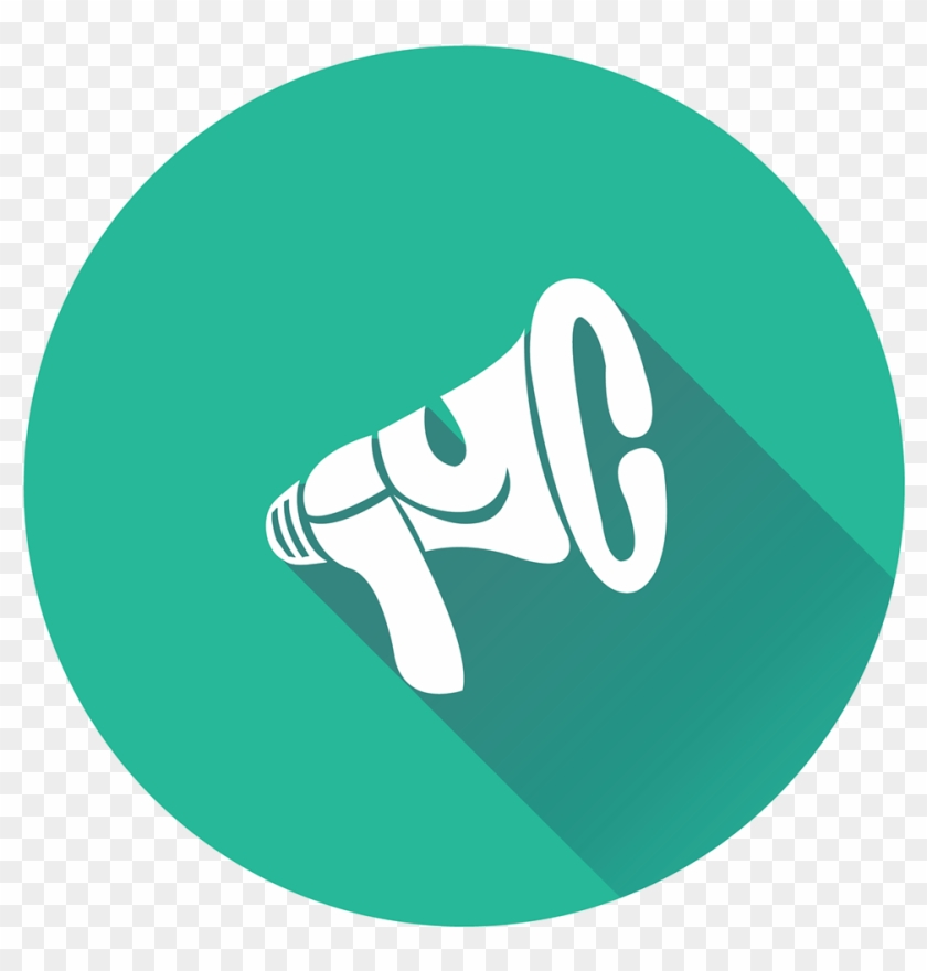 Indonesian Youth Conference Is An Annual Event To Celebrate - Vine Logo Circle Png #912560
