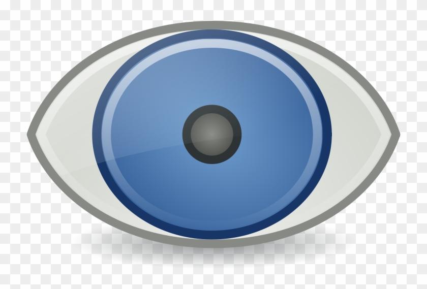 Blue Eyes Clipart Eyeball - Vulture Eye Clipart #913068