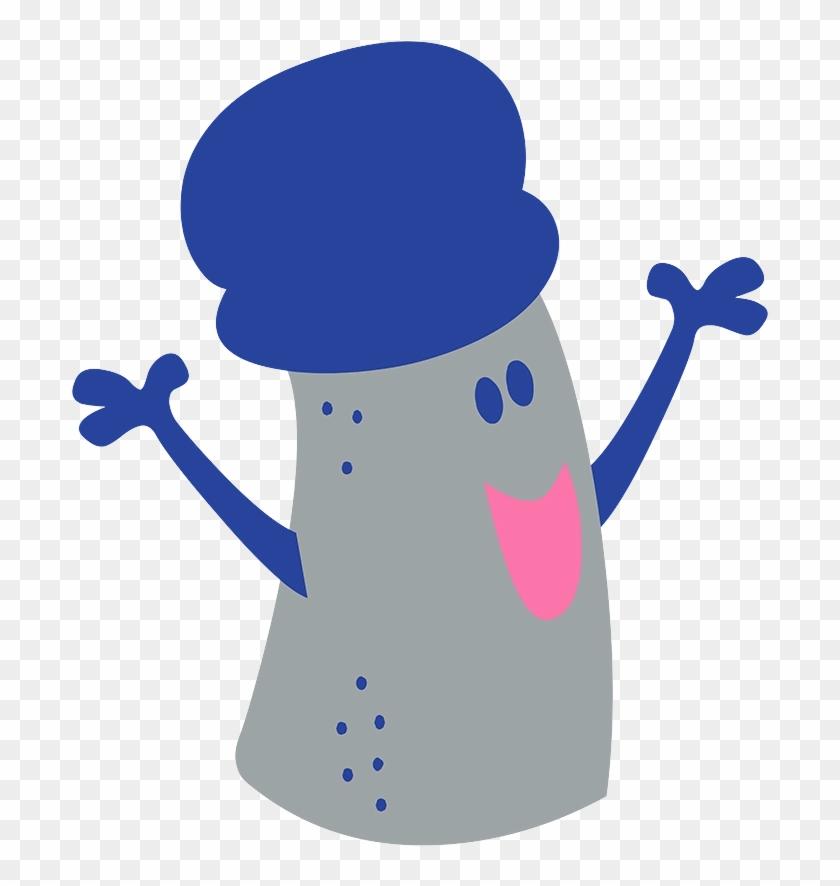 Blue Clues Salt And Pepper Png #913174