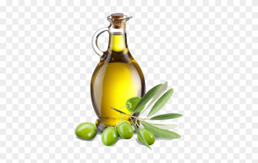 Olive Oil Bottle Png #913599