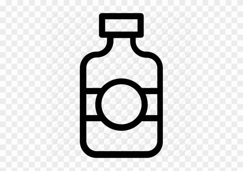 Body Soap, Bottle, Hair Oil, Lotion, Oil Bottle, Shampoo - Oil Bottle Icon #913781