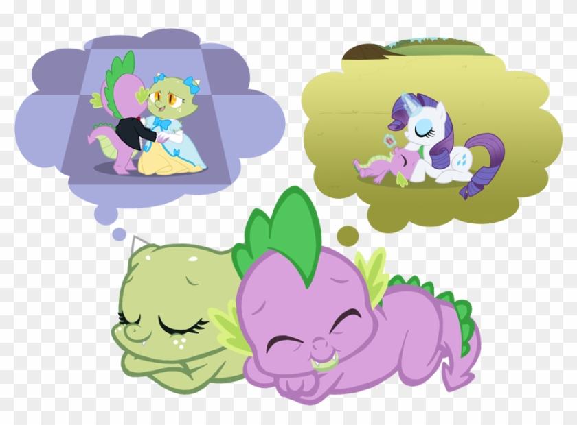 My Little Pony Spike Baby - My Little Pony Equestria Girl Season 4 #914062